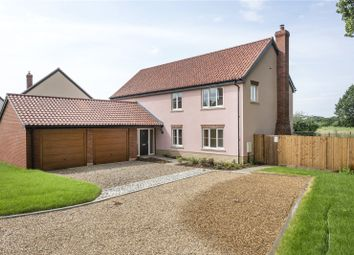 Thumbnail 4 bed detached house for sale in Plot 11 Kell's Meadow, Geldeston, Beccles