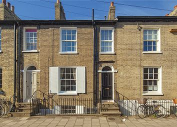 Thumbnail 4 bed terraced house for sale in Earl Street, Cambridge