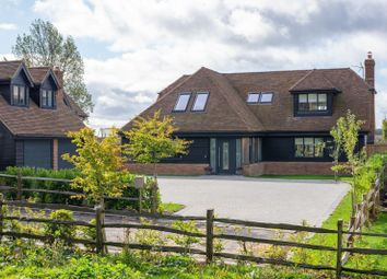 5 bed detached house for sale in Woodland View, Buck Street, Challock, Ashford TN25