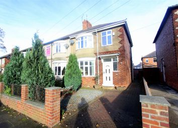 Thumbnail 3 bed semi-detached house to rent in Yarm Road, Darlington