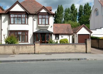 Thumbnail 6 bed detached house for sale in St Pauls Road, Coventry, West Midlands