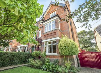 Thumbnail 4 bedroom semi-detached house for sale in Station Road, Turvey, Bedford
