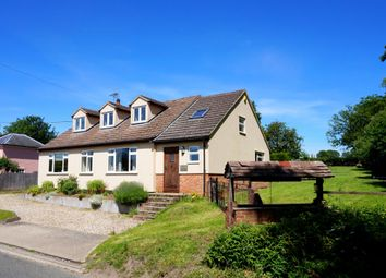 Thumbnail 4 bed detached house for sale in Upper Street, Higham, Suffolk