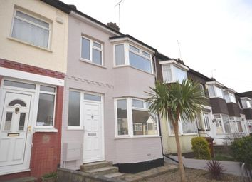 Thumbnail 3 bed terraced house to rent in Mitchell Avenue, Chatham
