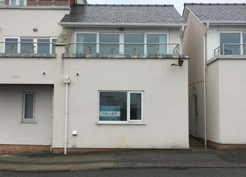 Thumbnail 2 bed semi-detached house to rent in Prince Of Wales Road, Holyhead