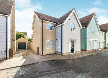 Thumbnail 3 bedroom semi-detached house for sale in Hale Way, Severalls Industrial Park, Colchester
