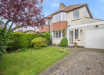 Thumbnail 3 bed semi-detached house for sale in Riddlesdown Road, Purley