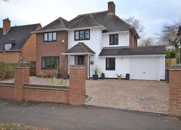 Thumbnail 4 bed detached house for sale in Dartmouth Avenue, Newcastle-Under-Lyme