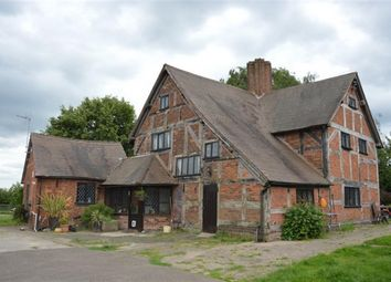 Thumbnail 5 bed farmhouse to rent in Diddington Lane, Hampton In Arden