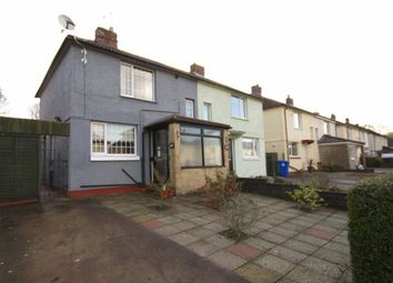 Thumbnail 2 bed semi-detached house for sale in St George's Crescent, Alnwick, Northumberland