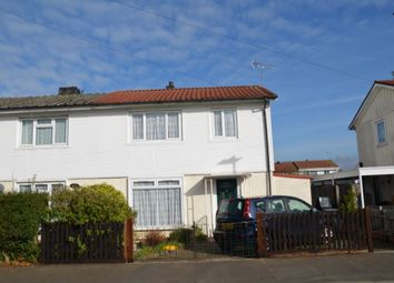 Thumbnail 3 bed semi-detached house for sale in Newgate Close, Feltham