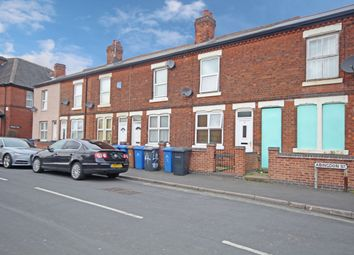 Thumbnail 3 bed terraced house to rent in Abingdon Street, Derby