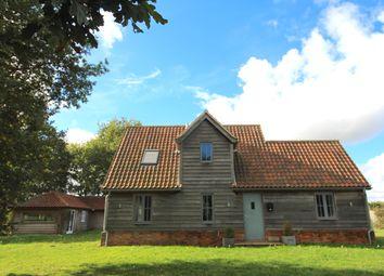 Thumbnail 2 bed detached house for sale in Fakenham Road, Stanhoe, King's Lynn