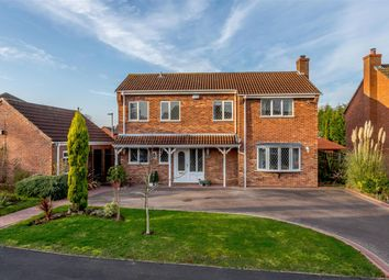 Thumbnail 4 bed detached house for sale in Muirfield, Amington, Tamworth