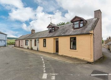 Thumbnail 3 bed end terrace house for sale in South Lochan, Sanquhar, Dumfries And Galloway