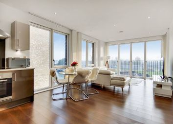 2 bed flat for sale in Lock Side Way, Canary Wharf, London E16