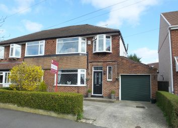 Thumbnail 3 bed semi-detached house for sale in Norton Park Drive, Norton, Sheffield