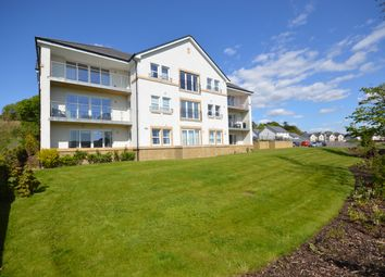 Thumbnail 2 bed flat for sale in Helenslee Road, Dumbarton