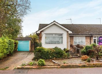 Thumbnail 2 bed semi-detached bungalow for sale in Loring Road, Sharnbrook