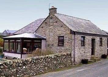 Thumbnail 2 bed cottage for sale in Glen Auchie Cottage, Drummore