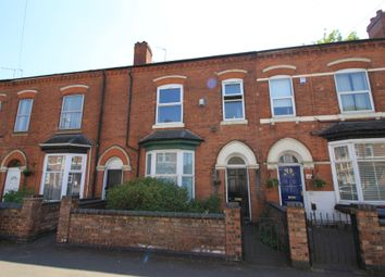 Thumbnail 4 bed terraced house for sale in Summerfield Crescent, Edgbaston, Birmingham