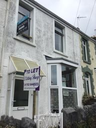 Thumbnail 4 bed terraced house to rent in Canterbury Road, Brynmill, Swansea