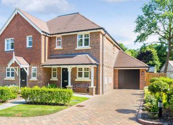 Walnut Grove, Crawley Down Road, Felbridge RH19. 3 bed semi-detached house