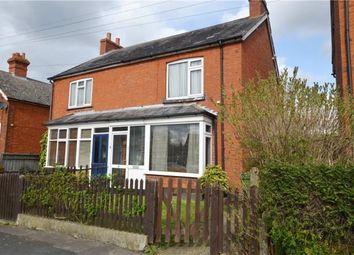 Thumbnail 3 bed semi-detached house for sale in Bridge Road, Farnborough, Hampshire