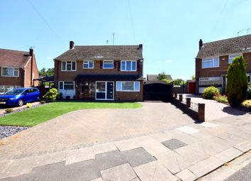 Thumbnail 4 bed semi-detached house to rent in Ufton Croft, Mount Nod, Coventry
