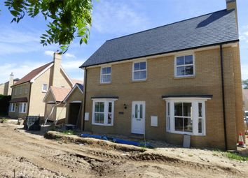 4 bed detached house for sale in Bluntisham Road, Colne, Huntingdon PE28