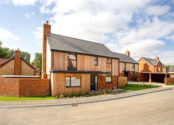 Thumbnail 4 bed detached house for sale in Riverside Rise, Allington, Salisbury, Wiltshire