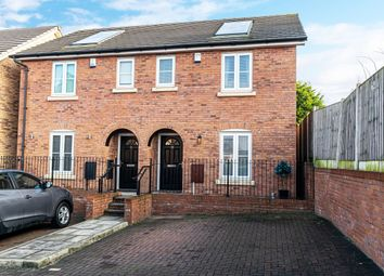 Thumbnail 2 bed semi-detached house for sale in Waterside Drive, Frodsham