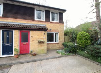 Thumbnail 1 bed maisonette for sale in Chepstow Close, Worth, Crawley