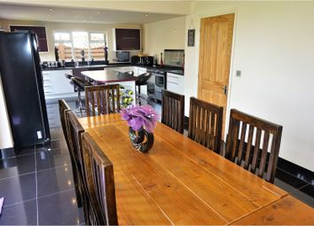 Thumbnail 4 bed detached house for sale in Coates Road, Eastrea