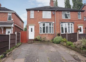 Thumbnail 3 bed semi-detached house for sale in Belgrave Road, Dresden, Stoke-On-Trent