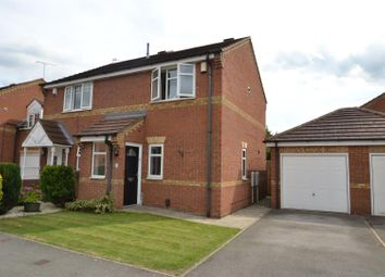 Thumbnail 2 bed semi-detached house to rent in Sunningdale Close, Acomb, York