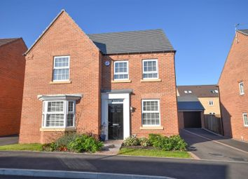 Thumbnail 4 bed detached house for sale in Iron Wood Close, Edwalton, Nottingham