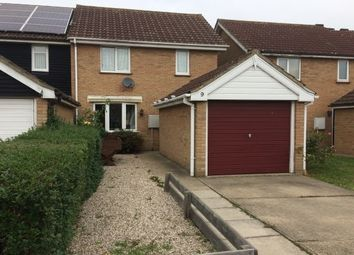 Thumbnail 3 bed end terrace house to rent in Fraser Close, Laindon, Basildon