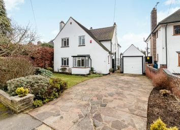 Thumbnail 4 bed detached house for sale in High View, Pinner, Middlesex