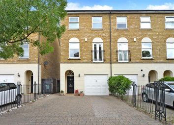 Williams Grove, Long Ditton, Surbiton KT6. 4 bed terraced house