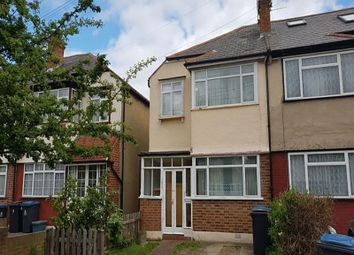 Thumbnail 3 bed semi-detached house for sale in Cavendish Road, New Malden