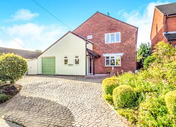 Thumbnail 3 bed detached house for sale in High Street, Marsham, Norwich