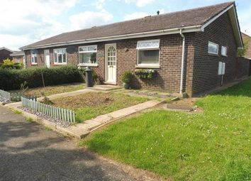 Thumbnail 2 bedroom bungalow to rent in Sycamore Road, Whittlesey, Peterborough