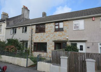 3 bed terraced house for sale in Pasley Street, Plymouth PL2