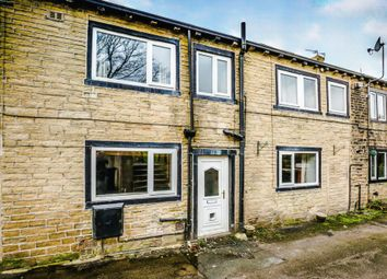 Thumbnail 3 bed terraced house for sale in Spring Gardens, Sowerby Bridge