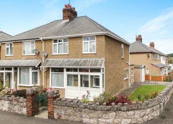 Thumbnail 3 bed semi-detached house for sale in Bryn Marl Road, Mochdre, Colwyn Bay, Conwy