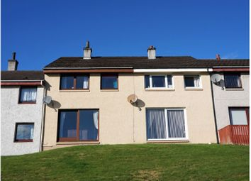 Thumbnail 3 bed terraced house for sale in Cromartie Drive, Strathpeffer