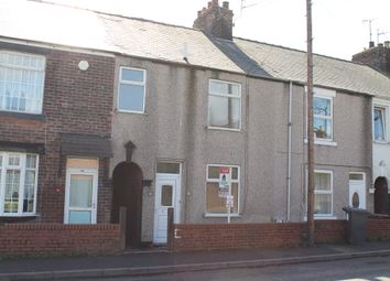 Thumbnail 3 bed terraced house to rent in Top Road, Chesterfield