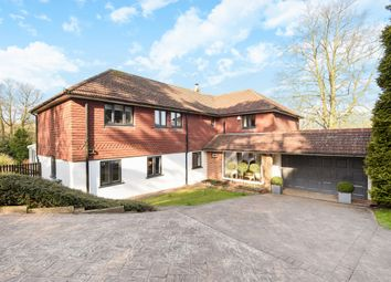 Thumbnail 4 bed detached house to rent in West Hawke, Gangers Hill, Woldingham, Caterham