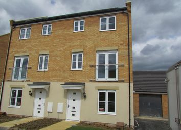 Thumbnail 4 bedroom semi-detached house for sale in Hempsted Park, Peterborough